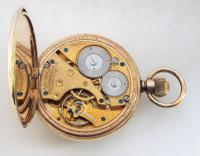 Antique 1919 Waltham Pocket Watch (5 of 5)