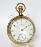 Antique Waltham Pocket Watch, 1891 (2 of 4)