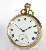 1930s Admiral Pocket Watch by Tavannes