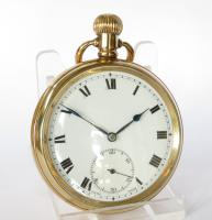 1930s Admiral Pocket Watch by Tavannes (2 of 5)