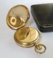 1901 Waltham Half Hunter Pocket Watch For Schierwater & Lloyd (5 of 5)