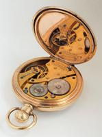 Antique 1908 Waltham Pocket Watch (4 of 5)