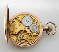 Antique 1908 Waltham Pocket Watch (5 of 5)