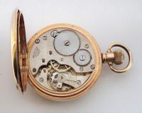 Antique 1920s Record Stem Winding Pocket Watch (5 of 5)