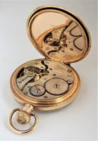 Antique 1920s Record Stem Winding Pocket Watch (4 of 5)