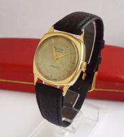 Gents 9 Carat Gold Rotary Wrist Watch 1955