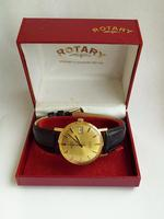 Gents 1960s Boxed Rotary Wrist Watch
