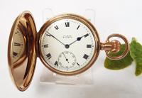 Nice Quality Tavannes Full Hunter Pocket Watch, 1920s