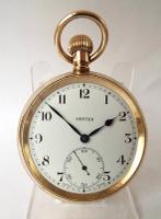 Vintage 1930s Vertex Pocket Watch