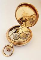 1930s Herald Pocket Watch by Revue Thommen (3 of 5)