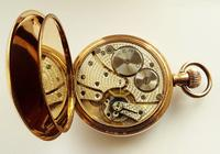 1930s Herald Pocket Watch by Revue Thommen (2 of 5)