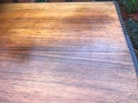 Large Antique 19th Century Regency Style Rosewood Writing Table / Partners Desk (16 of 32)