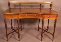 Quality Writing Table by Collinson & Lock