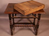 17th Century Side Table in Oak Fantastic Colour (12 of 16)