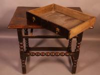 17th Century Side Table in Oak Fantastic Colour (13 of 16)