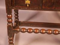 17th Century Side Table in Oak Fantastic Colour (7 of 16)