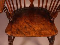 Ash & Elm Windsor Chair c.1850 (7 of 9)