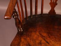 Ash & Elm Windsor Chair c.1850 (9 of 9)
