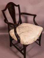 Hepplewhite Period Carver Chair (2 of 8)