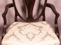 Hepplewhite Period Carver Chair (5 of 8)