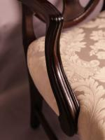 Hepplewhite Period Carver Chair (8 of 8)