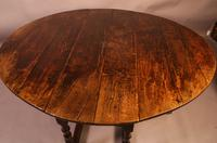Very Good Large 17th Century Gateleg Dining Table (4 of 13)