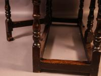 Very Good Large 17th Century Gateleg Dining Table (7 of 13)