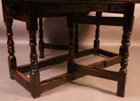 Very Good Large 17th Century Gateleg Dining Table (8 of 13)