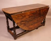 Very Good Large 17th Century Gateleg Dining Table (10 of 13)