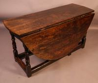 Very Good Large 17th Century Gateleg Dining Table (11 of 13)
