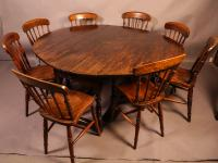 Very Good Large 17th Century Gateleg Dining Table (12 of 13)