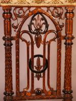 Gothic Prayer Chair c.1860 (5 of 7)