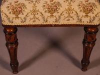 Gothic Prayer Chair c.1860 (6 of 7)