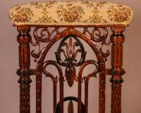 Gothic Prayer Chair c.1860 (7 of 7)