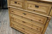 Wow! Fabulous and Big!! Old Pine Chest of Drawers / Sideboard - We Deliver (2 of 10)