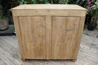 Wow! Fabulous and Big!! Old Pine Chest of Drawers / Sideboard - We Deliver (9 of 10)