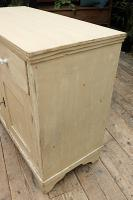 Fabulous Old Pine & Painted Dresser Base Sideboard / Cupboard - We Deliver (4 of 9)
