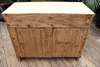 Fabulous Old Pine & Painted Dresser Base Sideboard / Cupboard - We Deliver (8 of 9)