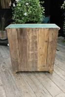 Fab! Old Pine / Green Painted Base / Cabinet / Food Cupboard / Sideboard - We Deliver (12 of 12)