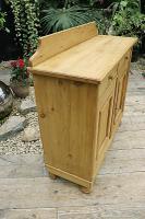 Small! Old Pine Dresser Base / Sideboard / Cupboard / Cabinet / TV Stand - We Deliver! (5 of 8)