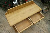 Small! Old Pine Dresser Base / Sideboard / Cupboard / Cabinet / TV Stand - We Deliver! (6 of 8)