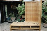 Huge! Quality! Old Pine Triple Knock Down' Wardrobe - We Deliver / Assemble (12 of 15)