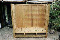Huge! Quality! Old Pine Triple Knock Down' Wardrobe - We Deliver / Assemble (13 of 15)