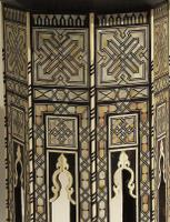 Fabulous Antique Inlaid Syrian Mother of Pearl Table (8 of 9)