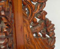 Antique Chinese Hardwood Table with Mother of Pearl Inlay (3 of 8)