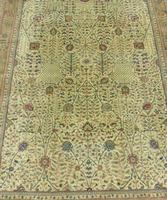 Antique Tabriz Carpet Room Size (10 of 10)