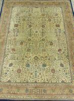 Antique Tabriz Carpet Room Size (2 of 10)
