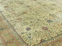 Antique Tabriz Carpet Room Size (3 of 10)