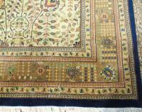 Antique Tabriz Carpet Room Size (4 of 10)