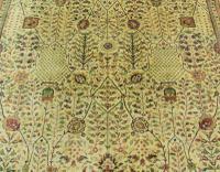 Antique Tabriz Carpet Room Size (5 of 10)